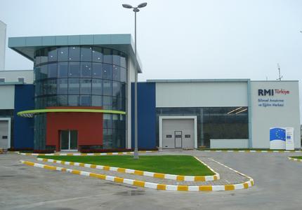 """Das besonders ressourcenschonende Gebäude des RMI-Türkiye erhielt in einem europäischen Wettbewerb von der EU-Kommission """"Joint Research"""" den ersten Preis"""