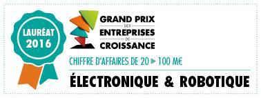 Logo GP Entreprises de Croissance 2016