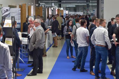 Around 430 visitors from 18 countries attended this year's Scheugenpflug TechDays from June 5 to 6, 2019.