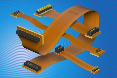Flex Interconnect Technologies to Exhibit DATA LINK Cables with Samtec Connectors at the AeroDef Manufacturing Expo