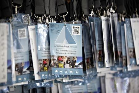 Fachkongress Arbeitsschutz Aktuell vom 27. bis zum 29. August 2014 in Frankfurt am Main