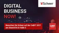 Scheer Recruiting@CeBIT