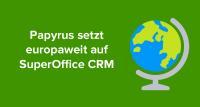 Papyrus und SuperOffice CRM