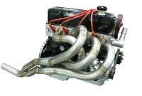 Burton's Simpson stainless exhaust manifold for Ford Escort RS2000 Mk1/2 & Mexico SOHC Pinto