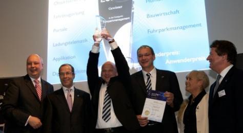 Erfolgreich beim vergangenen Telematik Award 2010 im Bereich Fahrzeug-Telematik: Die mobileObjects AG (Bild:Telematik-Markt.de)