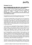 [PDF] Pressemitteilung: Neue Hygienemaßnahmen sind unerlässlich, um das Vertrauen in sichere Flugreisen wiederherzustellen, so aviationscouts