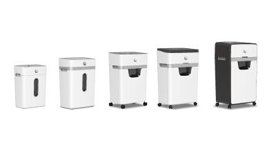 "GO Europe launches ""HP"" document shredders and laminators"