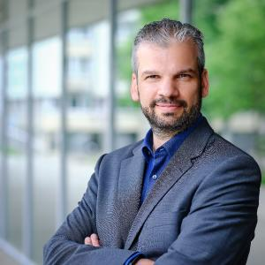 Freut sich auf spannende Herausforderungen: Florian Fassnacht, neuer Vertriebsleiter der Omikron Data Quality GmbH / Foto: Karsten Brand/Omikron