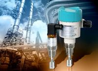The Sitrans LVL100 and LVL200 vibratory switches are suitable for signaling when the level of liquid media is sufficiently high, more liquid media is required or needs to be refilled, and for protecting pumps