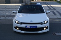 VW Scirocco 3 Tuning & Styling with barracuda wheels and jms styling kit