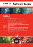 Programm AGFA Software Forum 2019