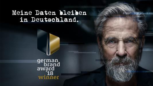 G DATA gewinnt den German Brand Award in zwei Kategorien. (Foto: G DATA)