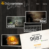 The Online Print Shop onlineprinters.com Adds Colour to the World