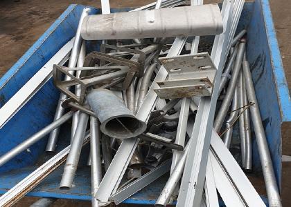 Der Schrotthändler Altmetallentsorgung Wir sind täglich in Hattingen und Umgebung