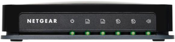 Netgear GS605AV - Home Theater Network 5-Port Gigabit Switch 3