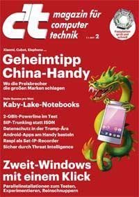 China-Handys aus dem Internet: Smartphone-Schnäppchen im c't-Test