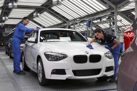 Foto 1 BMW Werk Leipzig