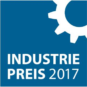 INDUSTRIEPREIS 2017 Logo