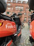"""Freib-e"" erobert die Stadt"