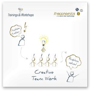 Neues Training von it-economics: Design Thinking