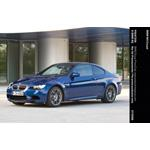 BMW M models for 2009: Maximum performance in every discipline