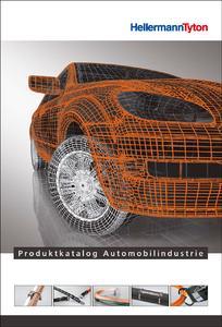 HellermannTyton Produktkatalog Automobilindustrie