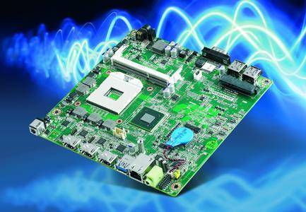 Mini-ITX-Rechner steuert drei HDMI-Displays gleichzeitig an
