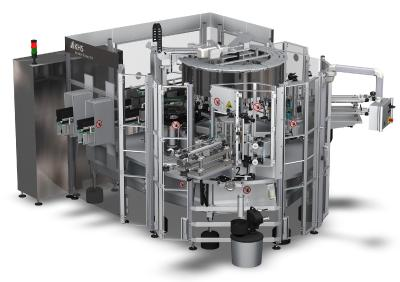 KHS Innoket Roland 40: new, compact labeler for craft breweries and spirits bottlers