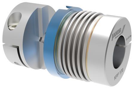 Steckbare Wellenkupplung für High-Speed Anwendungen
