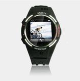 Sportliche Edelstahl Bluetooth Smart Business-Style-Watch