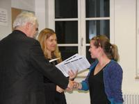 Am 14. Januar 2008 wurden im Obermenzinger Gymnasium in München die ABIPlus®-Zeugnisse verliehen.