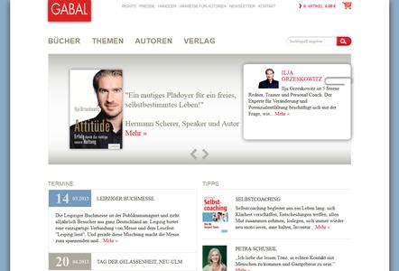 Gabal Verlag Startseite