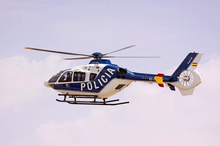 EC135 Police copyright Pablo Rada