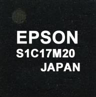S1C17M2 -  front