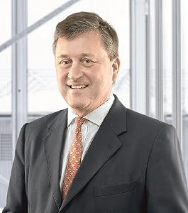 Berndt Zoepffel CEO von Losberger