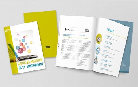 Der Pocket Guide enthält die Studienergebnisse und Fachbeiträge / Foto © School for Communication and Management