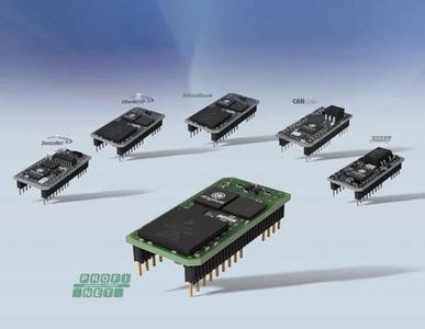 Single-Chip-Lösung für Profinet IO