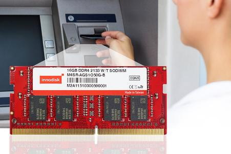 Industries first DDR4 wide temperature DDR4 Module from InnoDisk