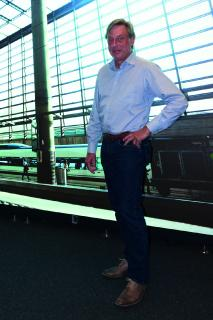 Walter Hammel signed on for sales of passenger information systems