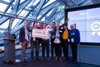 """Siegerteam in der Kategorie """"Bestes gesundheitsökonomisches Konzept"""": Der Schatz im Datensee"""