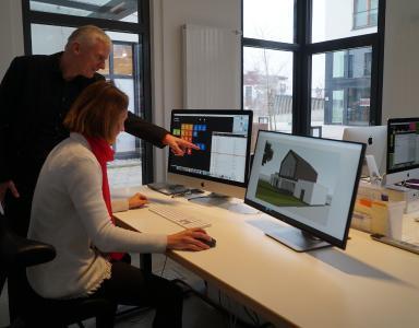 Digitalisierung von kosten und b romanagement projekt for Innenraumplanung software