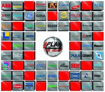 Zahlreiche Unternehmen wie beispielsweise GE, Murrelektronik, Sigmatek und Omron haben Komponentendaten im EPLAN Data Portal bereitgestellt. Insgesamt sind jetzt 56 Hersteller im Portal vertreten (Foto: EPLAN Software & Service GmbH & Co. KG)