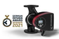 Grundfos Magna3 Sieger beim German Design Award
