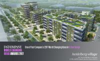 Nachhaltige Stadtplanung und Architektur: Heidelberg Village für internationalen Preis nominiert