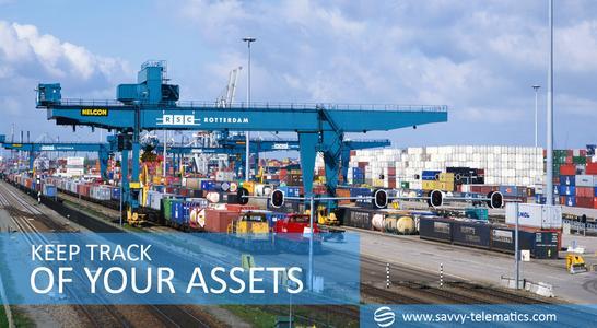 Savvy sorgt mit seinem herstellerunabhängigen System für hohe Verfügbarkeit und Produktivität bei Güterwagen und Containern, sichert den Transportfortschritt und schützt die transportierten Güter.