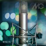 An anniversary is coming up – Gefell`s M 92 mic  family celebrates its 30th anniversary next year