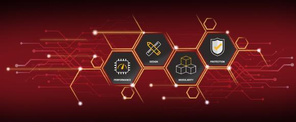 nVent SCHROFF zeigt innovative Lösungen für den Embedded-Bereich