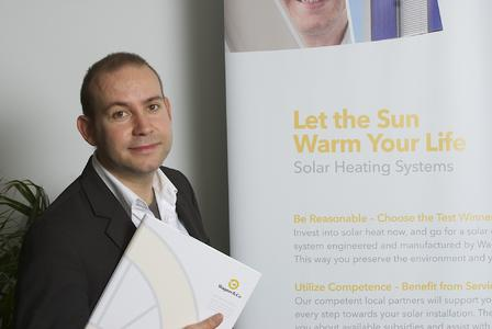 Stasik will be responsible for managing the Wagner Solar UK Solar PV and Solar Thermal technical division