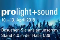 Prolight & Sound Frankfurt