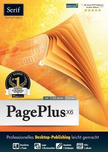 eBooks und vieles mehr selber gestalten: Serif PagePlus X6